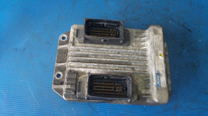 Calculator motor ecu opel meriva 1.7 cdti z17dth 8973509485