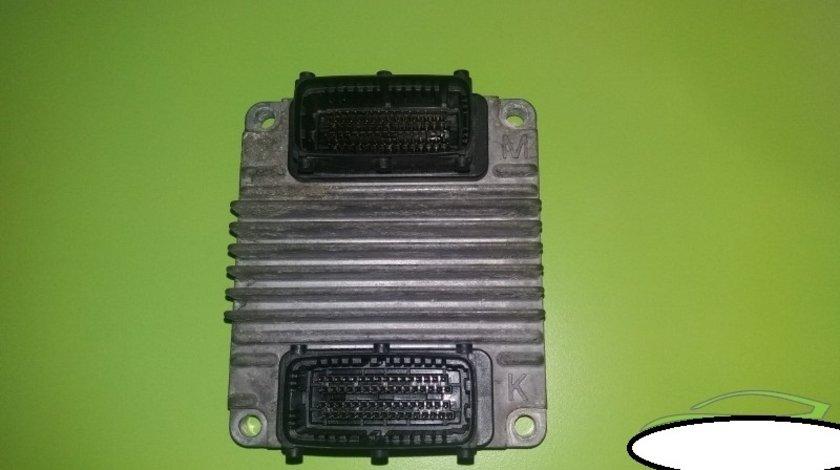 Calculator Motor (ECU) Opel Zafira A 1.6i