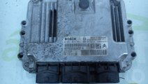 Calculator Motor (ECU) Peugeot 206 1.4 HDI