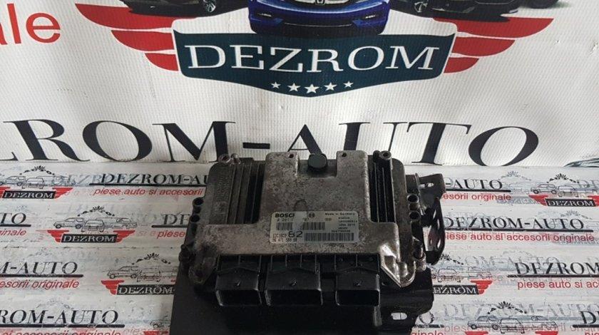 Calculator motor / Ecu Peugeot 206 1.4HDi 9647158080 9647785580