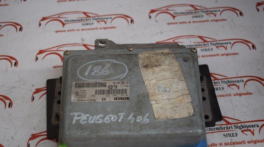 Calculator motor Ecu Peugeot 406 1.8 B 0261203795 186