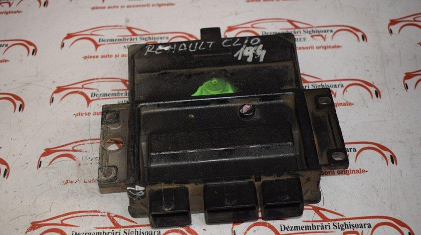 Calculator motor Ecu Renault Clio 1.5 B s120200105 194