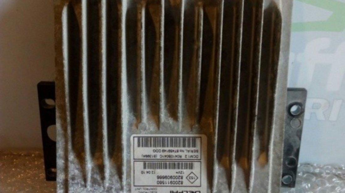 Calculator Motor (ECU) Renault Clio III 8200911560 8200909666 R0410B041C