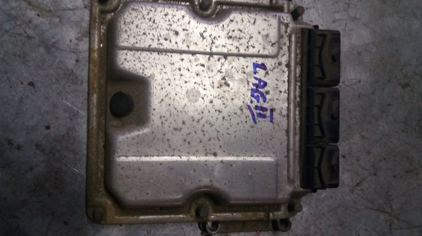 Calculator motor ECU Renault Laguna 2 1.9 DCI cod 0281011101
