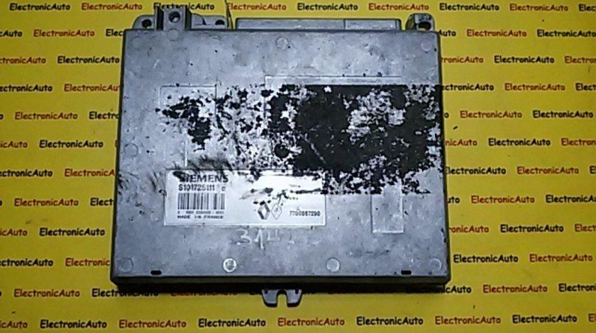 Calculator motor ECU Renault Laguna I S101725111C, HOM 7700860308