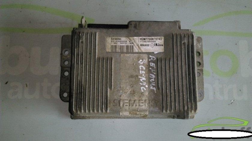 Calculator Motor (ECU) Renault Megane Scenic 1.6