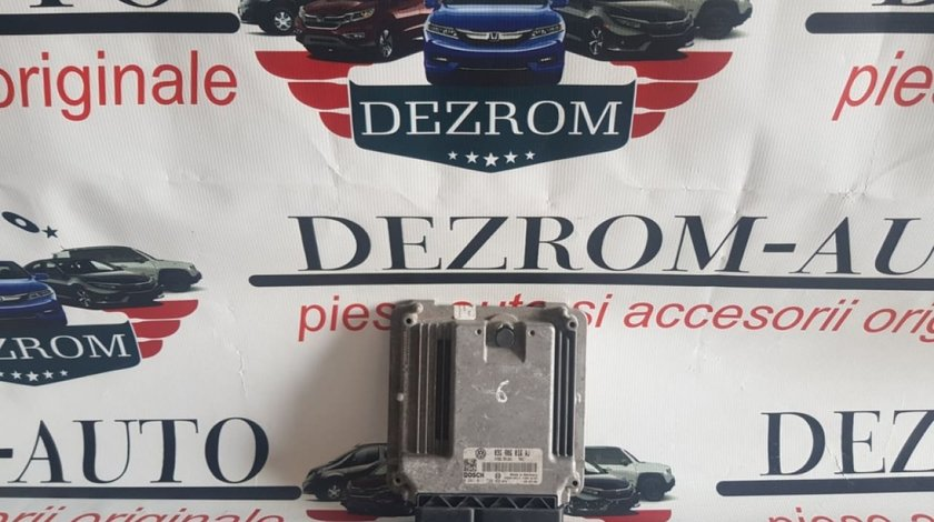 Calculator motor Ecu Seat Leon 1P 2.0TDi BKD 03G906016AJ