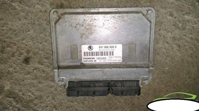 Calculator Motor (ECU) Skoda Fabia 1.4 AQW