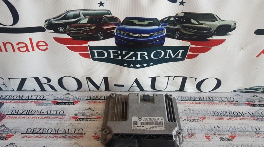 Calculator motor / Ecu Skoda Octavia 2 03g906021tb