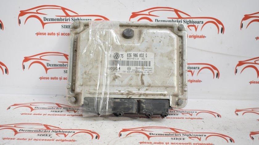 Calculator motor ECU Volkswagen Golf 4 1.4 16v cod motor BCA 2004