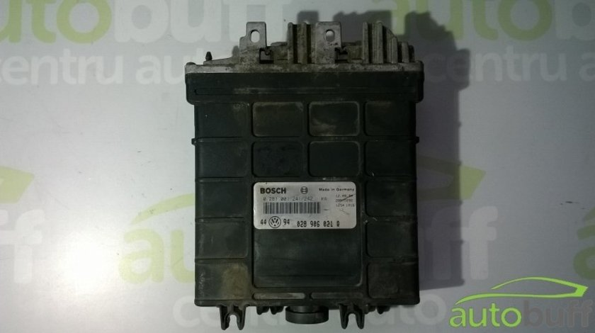 Calculator Motor (ECU)Volkswagen Golf III 0281001241