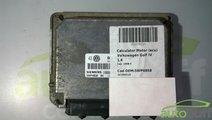 Calculator Motor (ECU) Volkswagen Golf IV (MK4 199...
