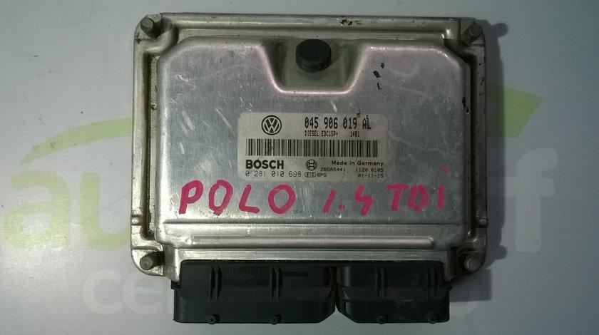 Calculator Motor (ECU) Volkswagen Polo 1.4 TDI