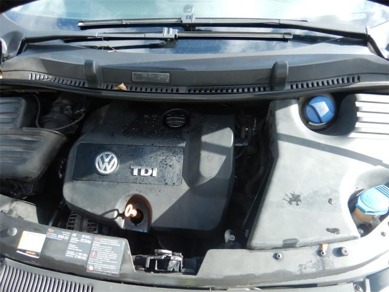 Calculator motor ECU Volkswagen Sharan 2008 MPV 1.9 TDi