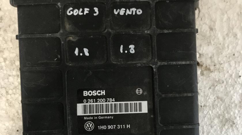 Calculator motor (ECU) vw golf 3 1.8b 1991 - 1997 cod: 0261200784