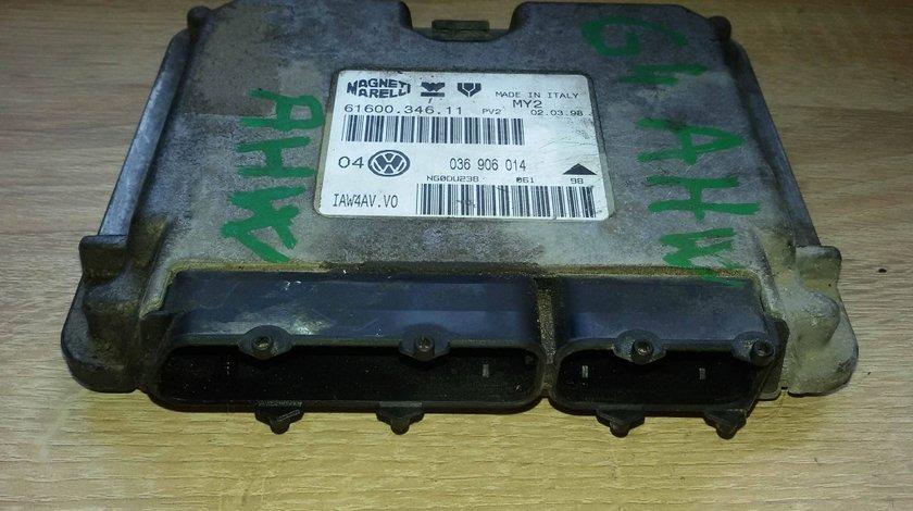 Calculator motor ecu vw golf 4 1.4 benzina ahw 6160034611