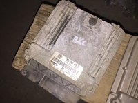 Calculator motor ECU Vw Golf 5 1.9 tdi BKC 2005 2006 2007 2008
