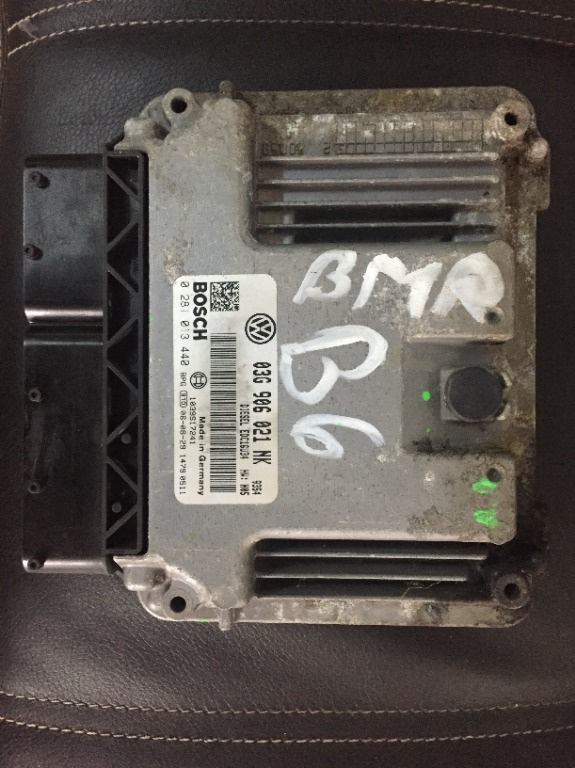 Calculator motor ECU VW Jetta 2.0 TDI 03G906021NK