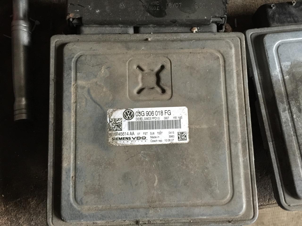 Calculator motor ECU Vw Passat B6 2.0 TDI BKP 2005 2006 2007 2008