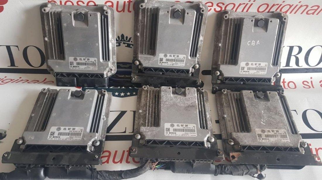Calculator motor Ecu VW Passat B6 2.0TDi CBAB 03l907309