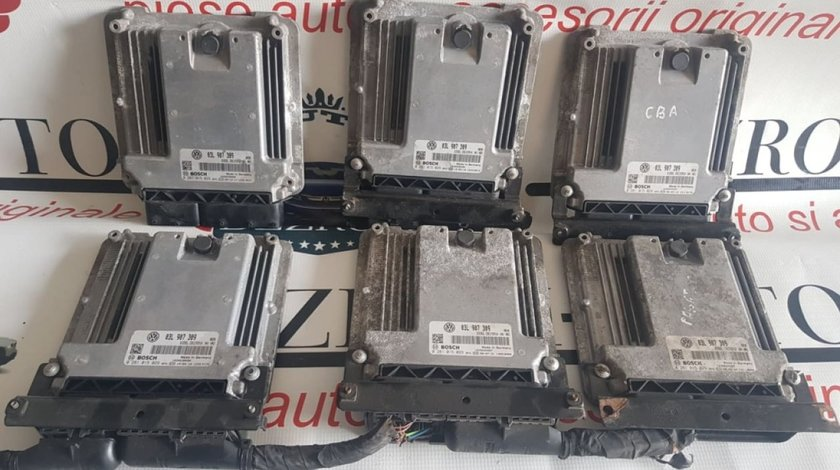 Calculator motor Ecu VW Passat CC 2.0TDi CBBB 03l907309