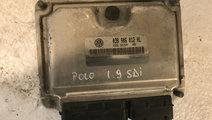 Calculator motor (ECU) vw polo 9n 1.9 sdi 2001 - 2...