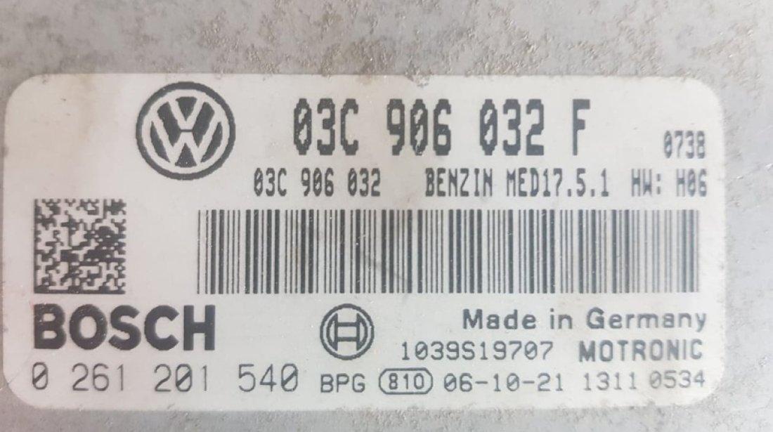 Calculator motor / Ecu VW Touran 1.4TSi cod motor : BMY