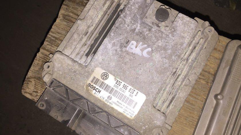 Calculator motor ECU Vw Touran 1.9 tdi BKC 2005 2006 2007 2008