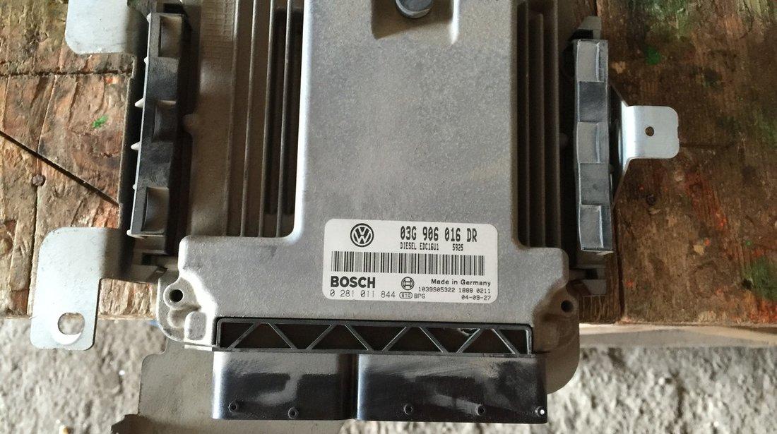 Calculator motor ECU Vw Touran 2.0 TDI DSG 2003 2004 2005 2006