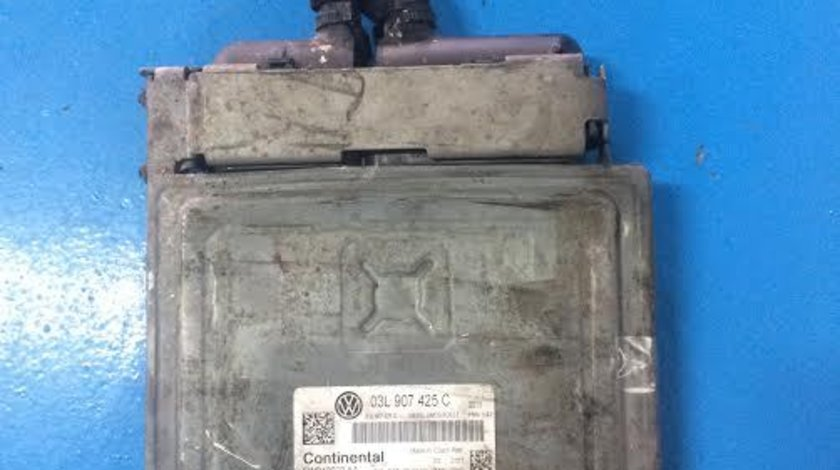Calculator motor ECU  VW Volkswagen Passat B7 1.6 TDI CAY an 2010 - 2014 cod 03L907425C
