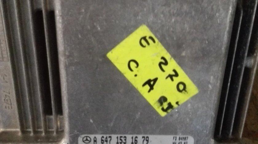 Calculator motor ecu w211 A6471531679 0281011794