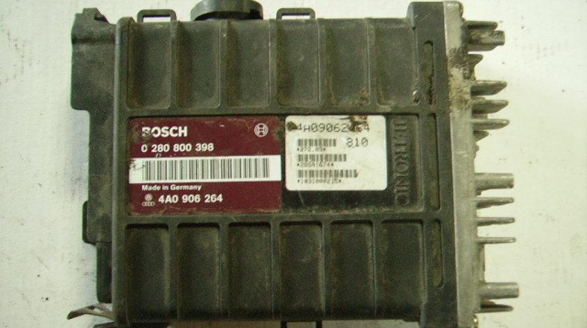 Calculator motor fara cip Audi 80 2.3i; Bosch 0 280 800 398