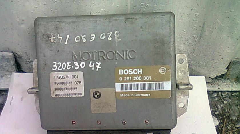 Calculator motor fara cip BMW E30 320i