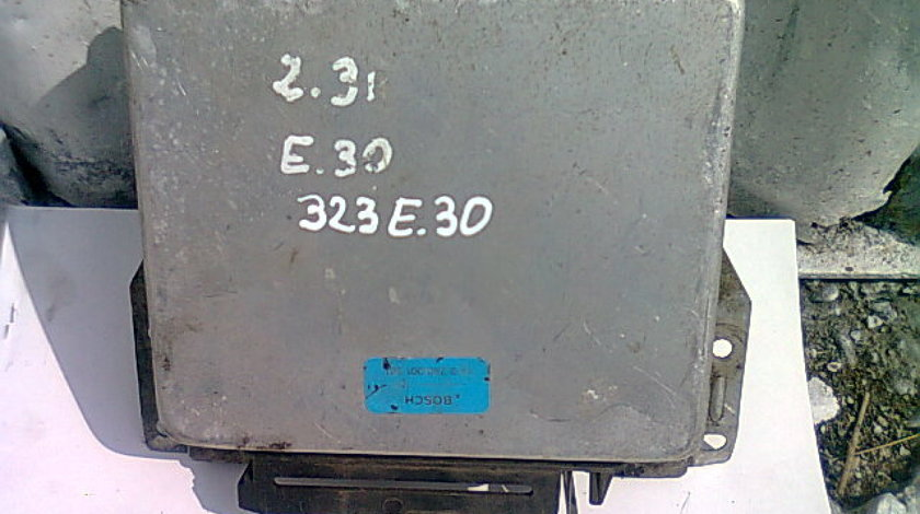 Calculator motor fara cip BMW E30 323i