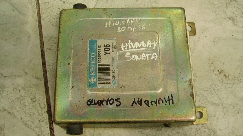 Calculator motor fara cip Hyundai Sonata 2.0 16v; 9050930112