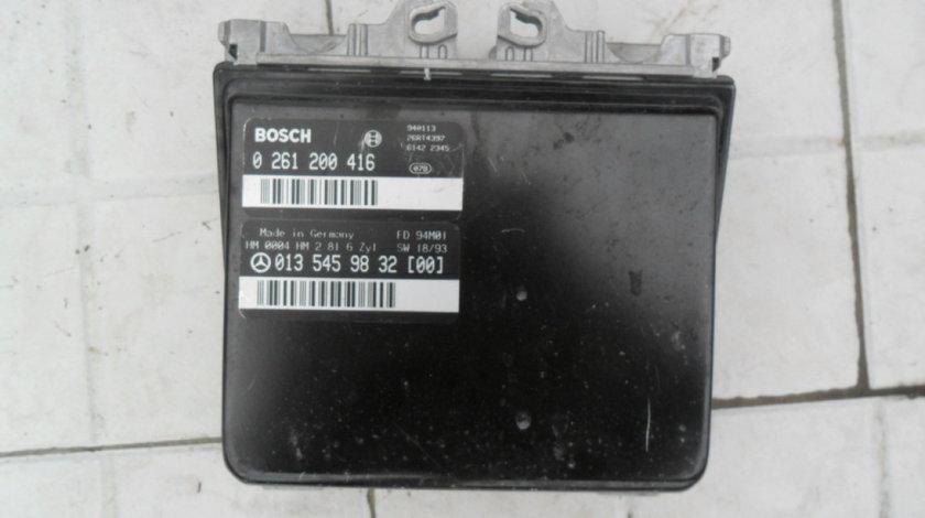 Calculator motor fara cip Mercedes C280 W202 2.8i; 0261 200416/ 013545 9832