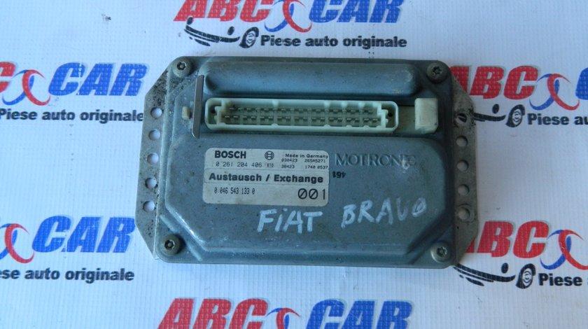 Calculator motor Fiat Bravo 1 model 1997 - 2001 1.4 Benzina cod: 0261204406 / 00465431330