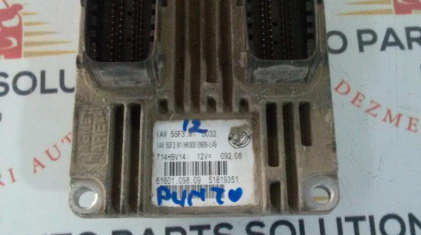 Calculator motor FIAT PUNTO 2006-2010