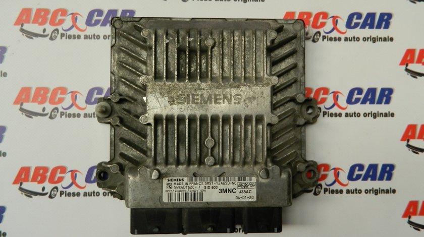 Calculator motor Ford C-MAX 2.2 HDI COD:3M51-12A650-NC