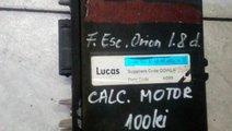 Calculator motor Ford Escort 1.8 D cod 91AB9F480AC
