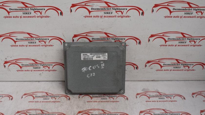 Calculator motor Ford Focus 2 1.6 B 2008 7M5112A650AFC S118934202C 417