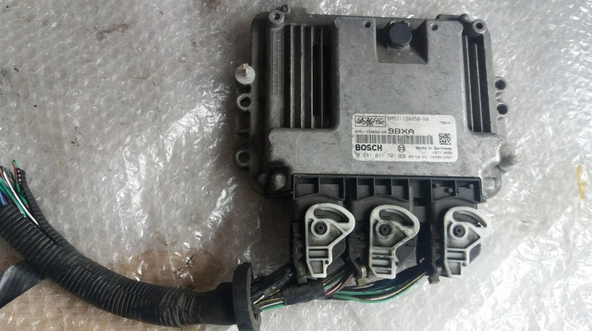 Calculator motor ford focus 2 1.6 tdci 6m51-12650-na