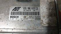 Calculator motor Ford Galaxy 1.9 tdi 0281011198 03...