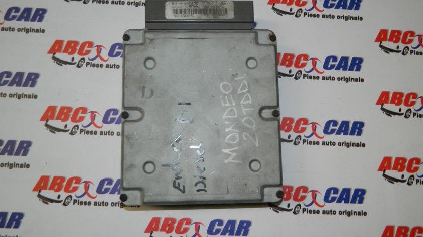 Calculator motor Ford Mondeo 2.0 TDDI COD:yS6F-12A650-FG
