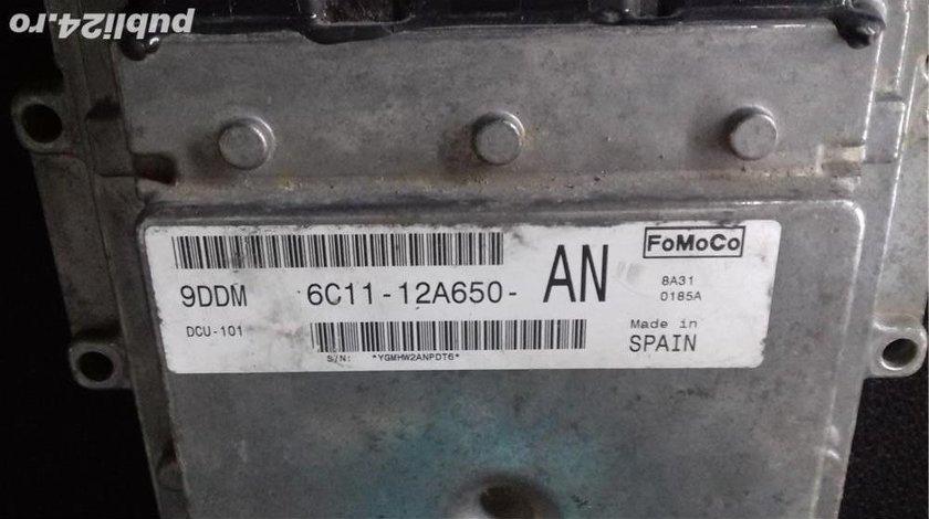 Calculator motor Ford Transit 2.4 TDCI 6C11-12A650AN
