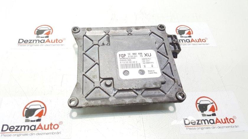 Calculator motor GM12992406, Opel Vectra C combi, 1.8B