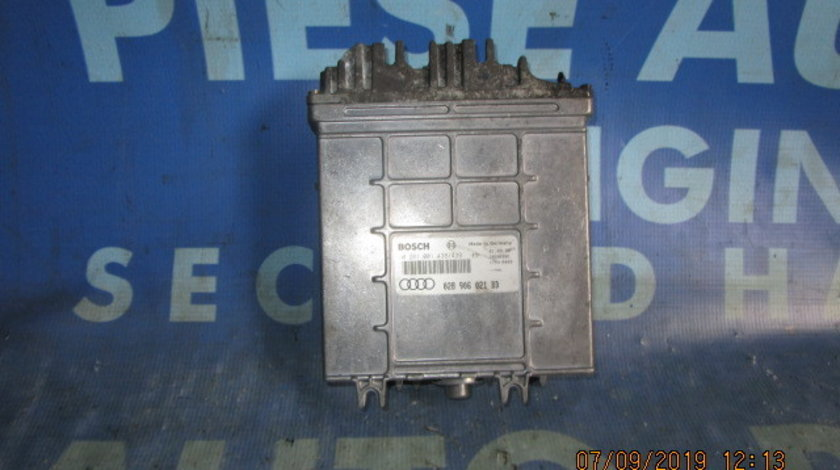 Calculator motor (incomplet) Audi A4; 028906021BD