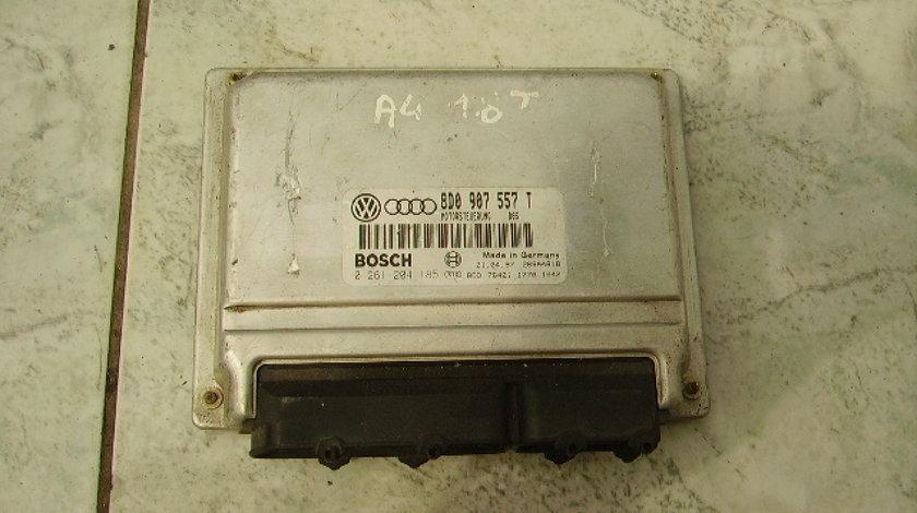 Calculator motor (incomplet) Audi A4 1.8t; Bosch 0 261 204 185
