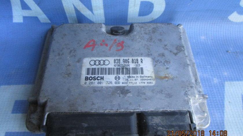 Calculator motor (incomplet) Audi A4 1.9tdi; 038906018R