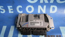 Calculator motor (incomplet) Citroen C1 1.0i; 8966...